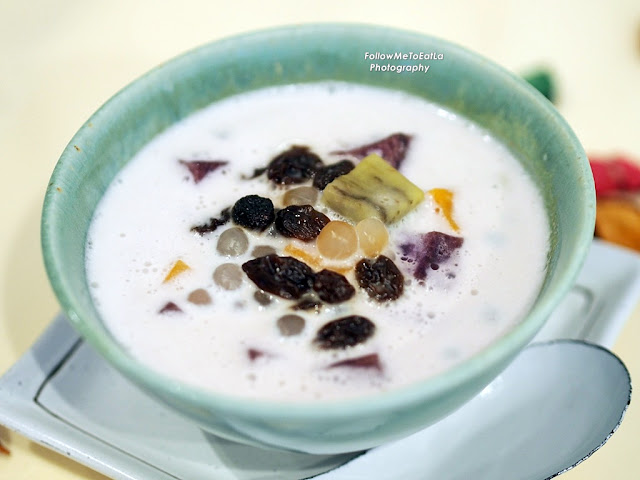 Bubur Cha Cha With California Raisins