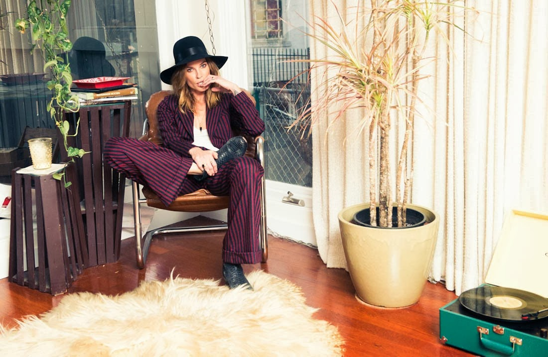 Smartologie Inside Erin Wasson S California Home For The Coveteur October 2013