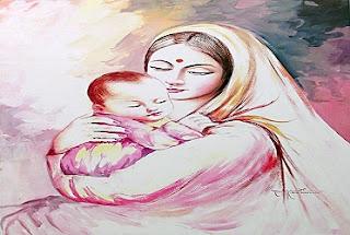 माँ की ममता hindi poem on mother