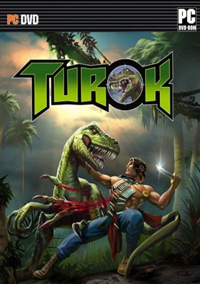 Descargar Turok Remastered pc full español mega y google drive