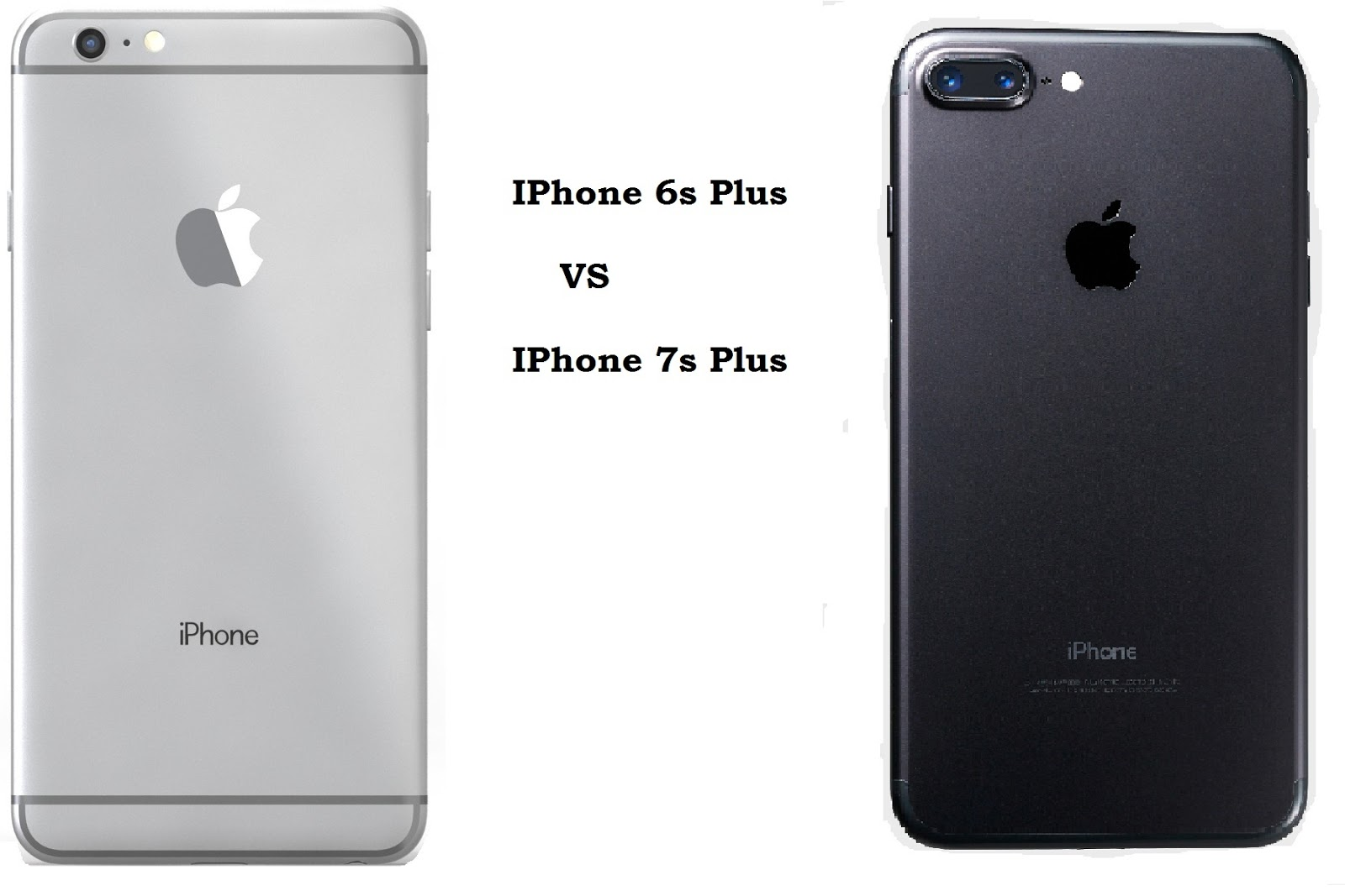 new style aee17 62664 iPhone 7 Plus vs iPhone 6s Plus - Mobile Technology