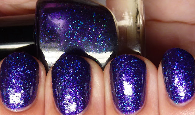 Grace-full Nail Polish Purplerazzi