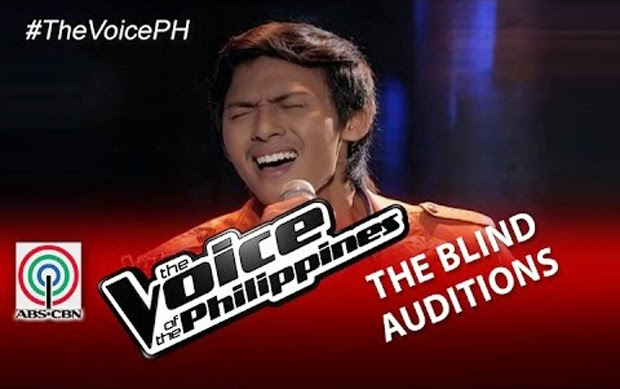 The Voice of the Philippines Season 2 Mark Angelo Avila sings 'Ordinary People' Video Performance Replay