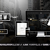 Arrow Creative One Page Joomla Template