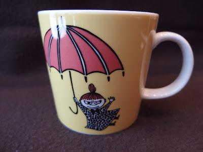 マグカップ フィンランド製 ミー/Arabia Moomin Mug 0.3L