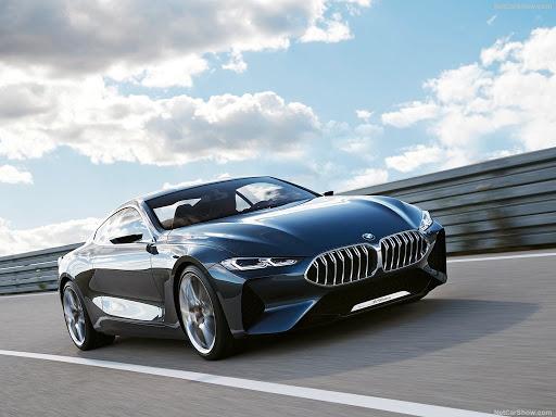 BMW seri 8 2017
