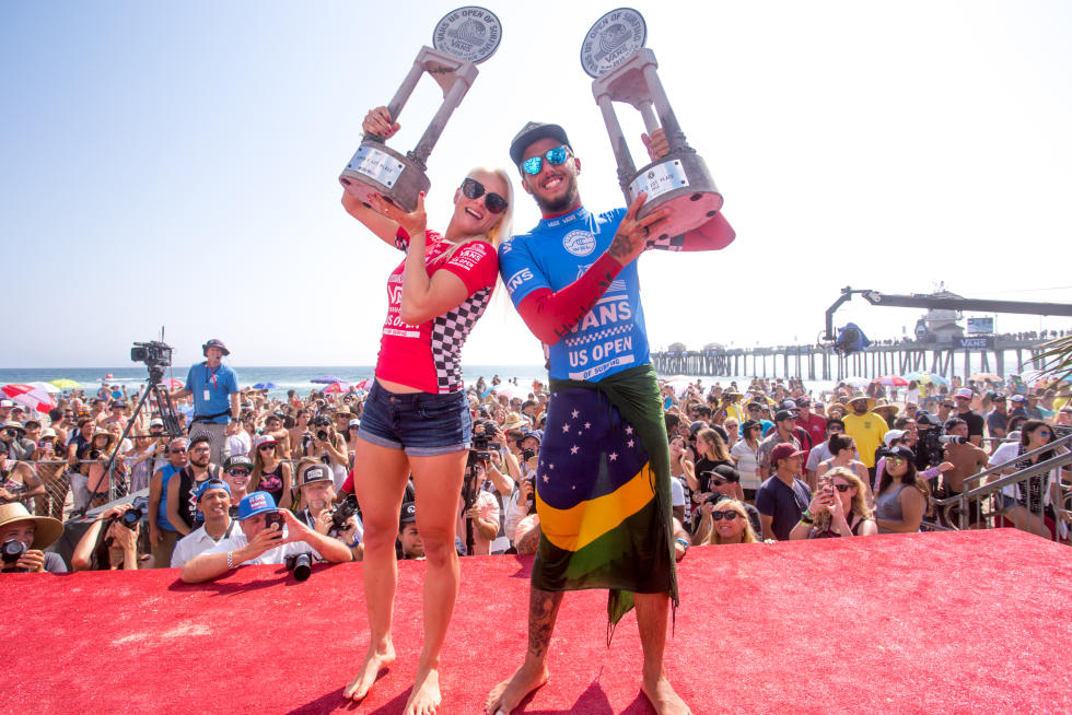 2016 Vans US Open of Surfing - Final Day Highlights