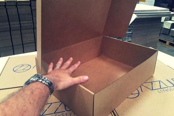 cajas para productos de lujo