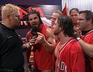 TNA Slammiversary 2005 - Team Canada