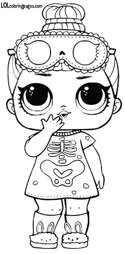 Desenhos Para Colorir Das Bonecas Lol Surpresa Pintar Imprimir