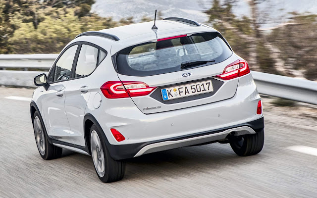 Novo Ford Fiesta Active 2019