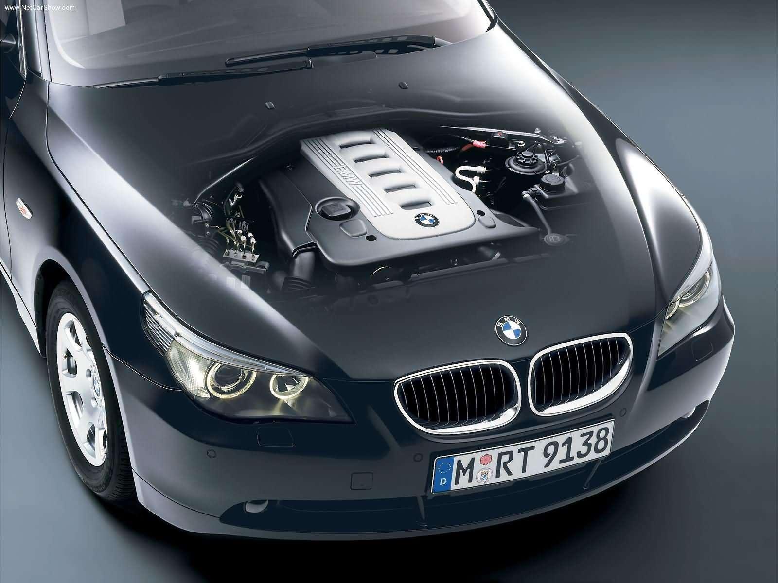 Bmw 5 E61 Dane Techniczne Silnik 530d Diesel