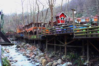 أجمل 5 أماكن سياحية لا يعرفها الكثير من الناس في تركيا