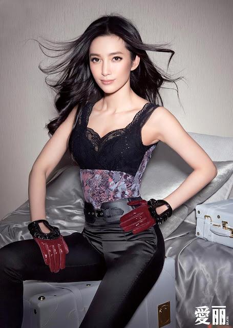 Koleksi Foto Cantik Artis Asia Li Bingbing