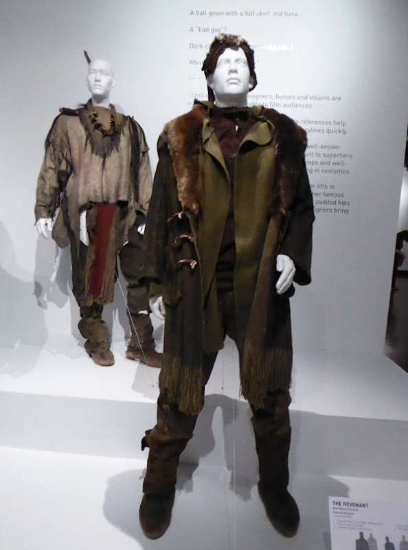 Tom Hardy The Revenant John Fitzgerald film costume