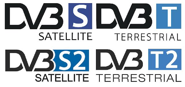 Satelit dan Terretrial