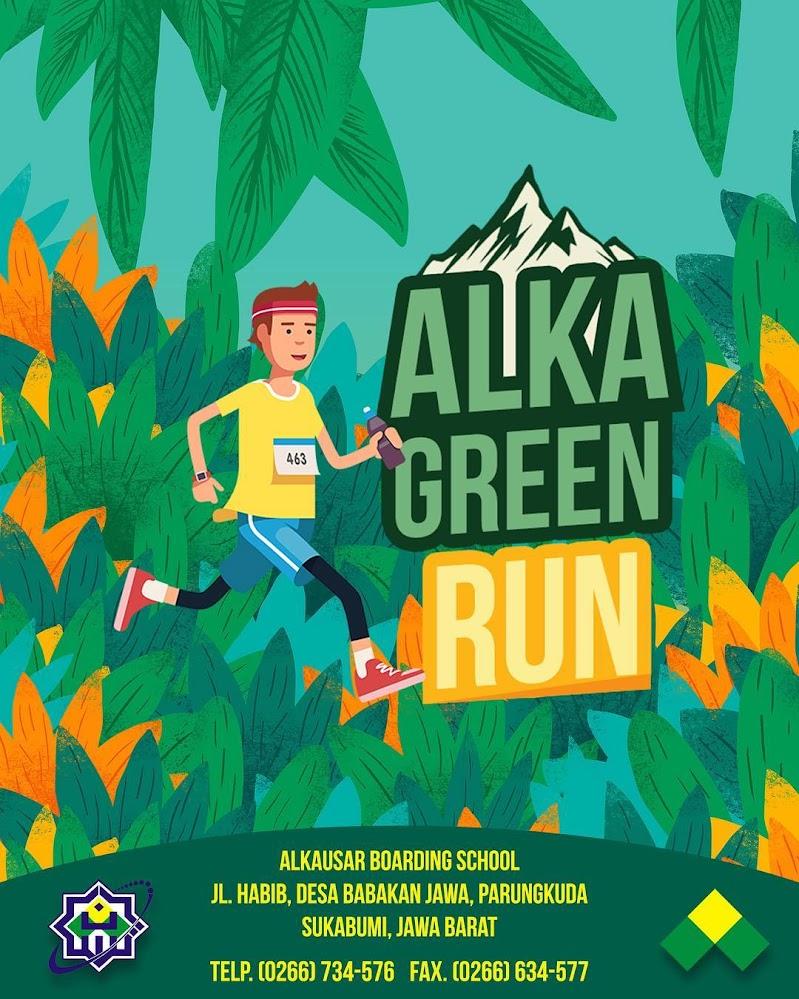 Alka Green Run • 2018