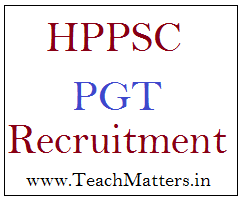 image : HPPSC Special PGT Recruitment 2017-18 @ TeachMatters