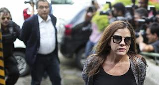 Mónica Moura delató a expresidente Mauricio Funes por recibir dinero de Odebrecht