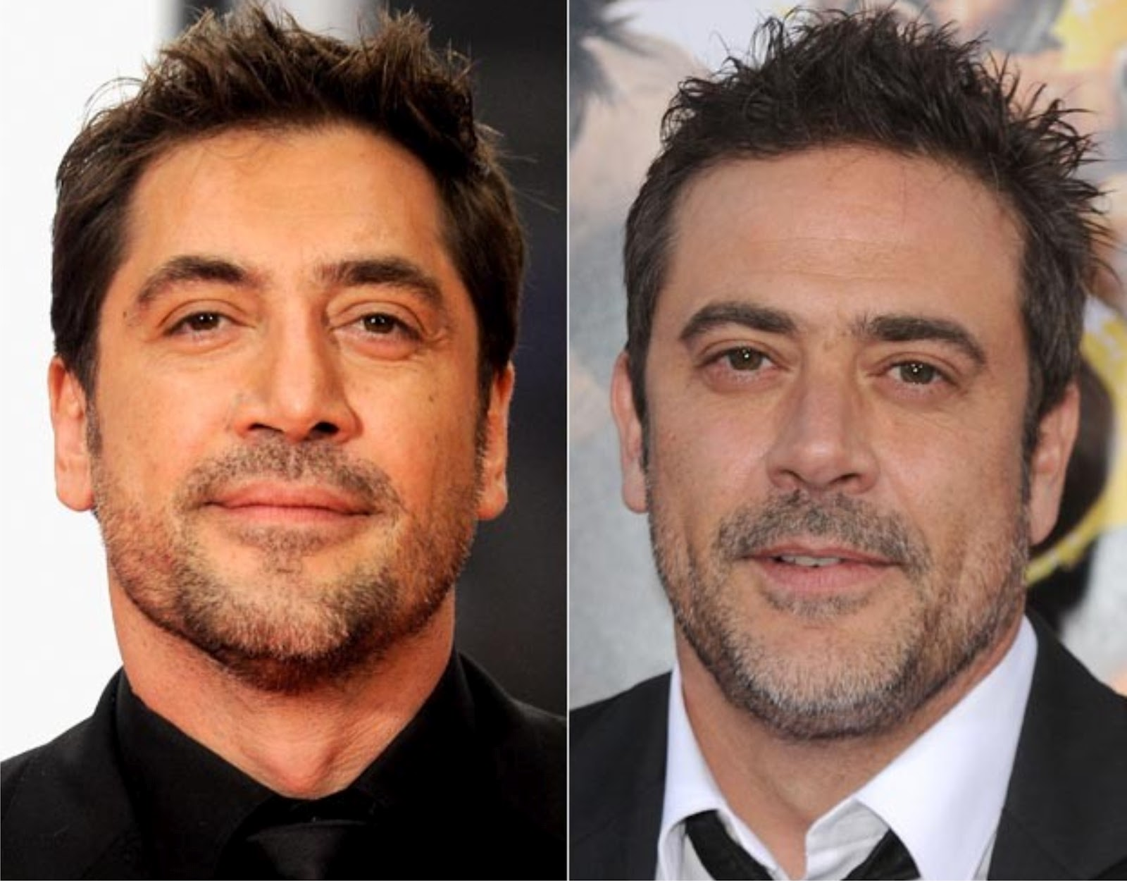 Robert Downey Jr Javier Bardem Jeffrey Dean Morgan Tattoo