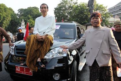 NASJO: Bukan Ibukota yang Butuh Dipindah, Jokowi Saja yang Dipindah