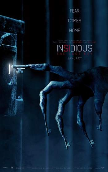 Insidious The Last Key 2018 English 720p HC HDRip 800MB