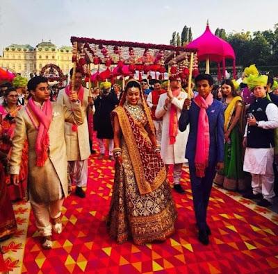 Anushree-jasani-wedding-look