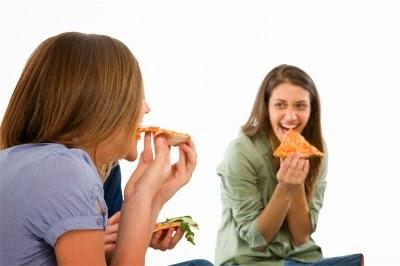 weniger essen und trotzdem zunehmen