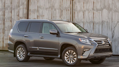 2014 lexus gx 460 hd resolution desktop background wallpaper 4