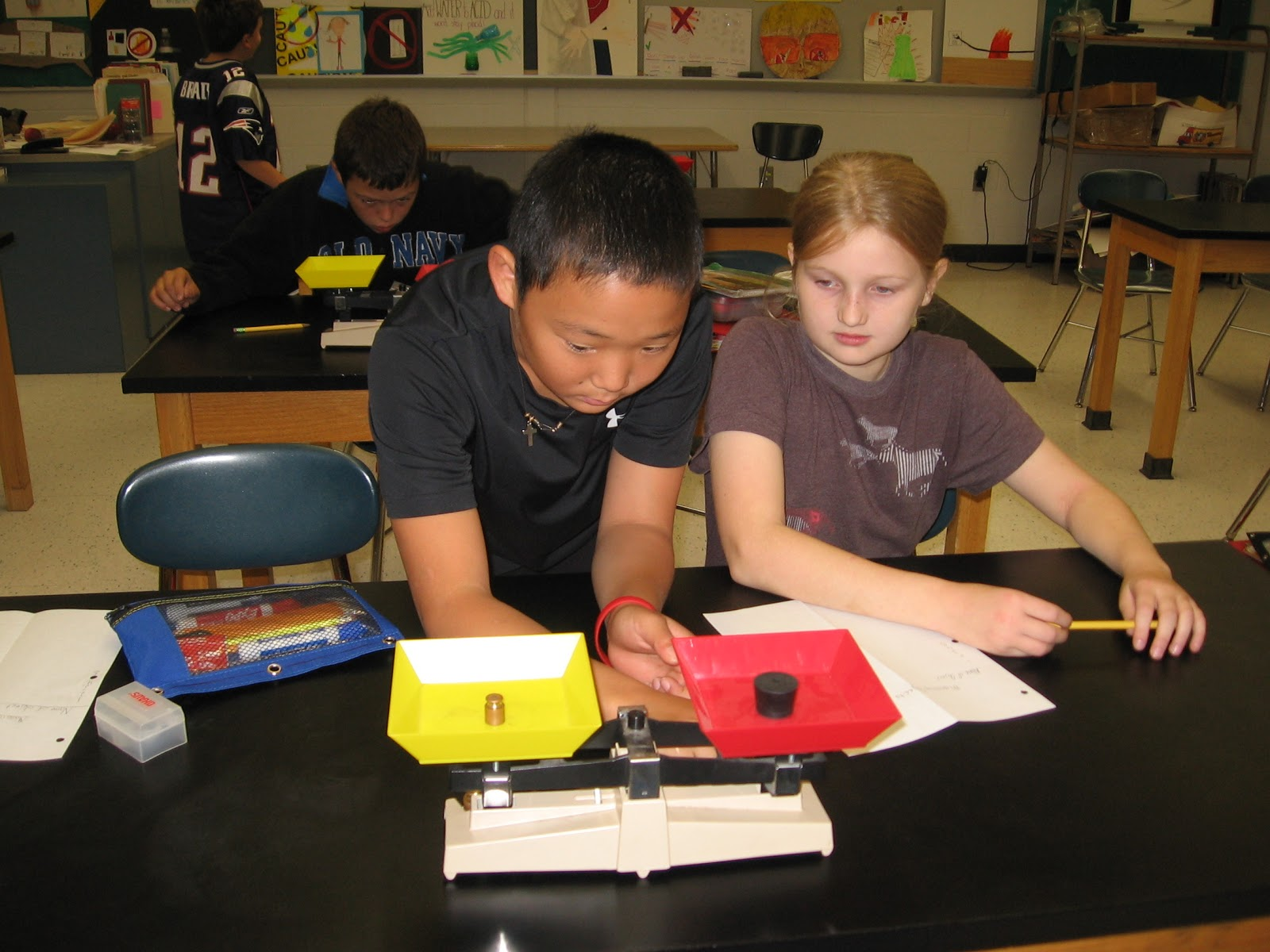 Mr Williams 6th Grade Science Blog Using A Balance Scale