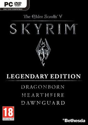 Elder Scrolls V Skyrim Legendary Edition