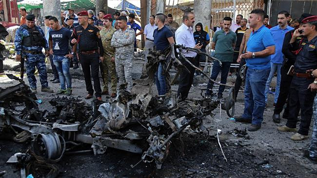 Over dozen dead as bomb attack hits Iraq's Anbar province