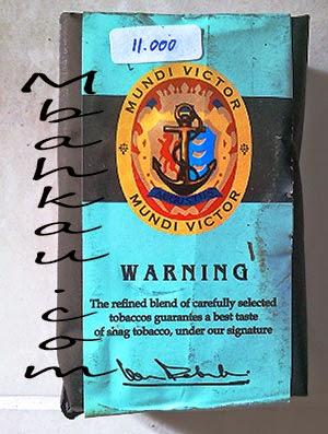 Tembakau Linting Mundi Victor