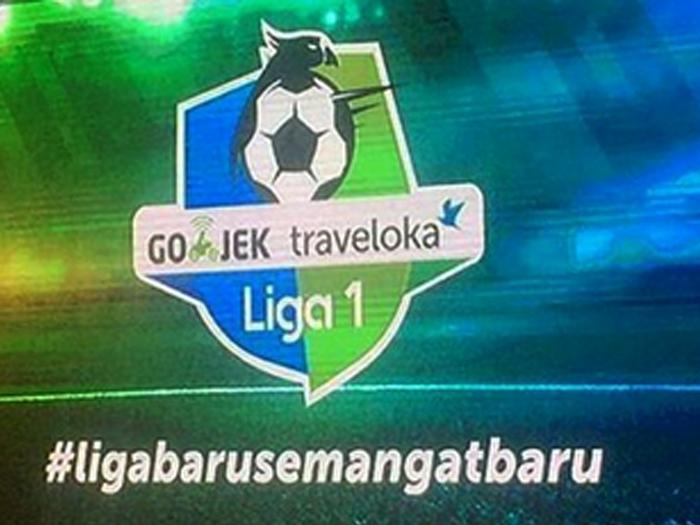 Logo Gojek Traveloka Liga 1