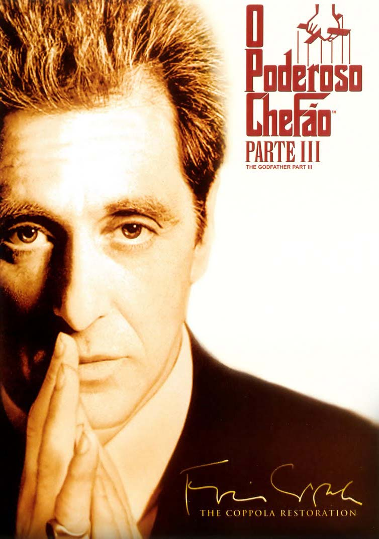 O Poderoso Chefão Parte 3 Torrent – BluRay 720p e 1080p Dual Áudio