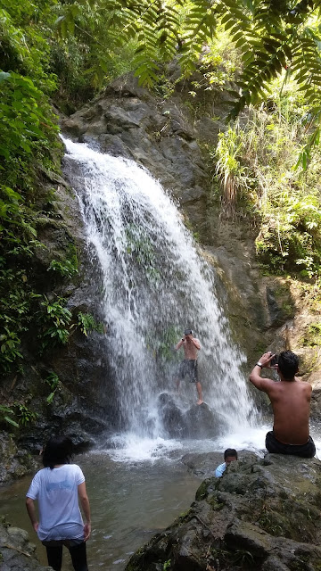 7th layer of Payaran Falls