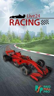 Formula 2018 Live 24 Racing Unlocked APK