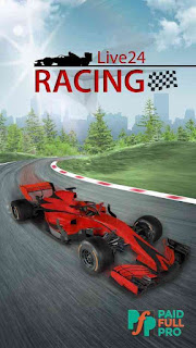 Formula 2018 Live 24 Racing Unlocked APK