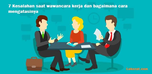 Tips Lolos Wawancara Kerja