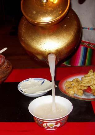 西藏文化-酥油茶