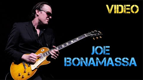 Vídeo Biografía Joe Bonamassa