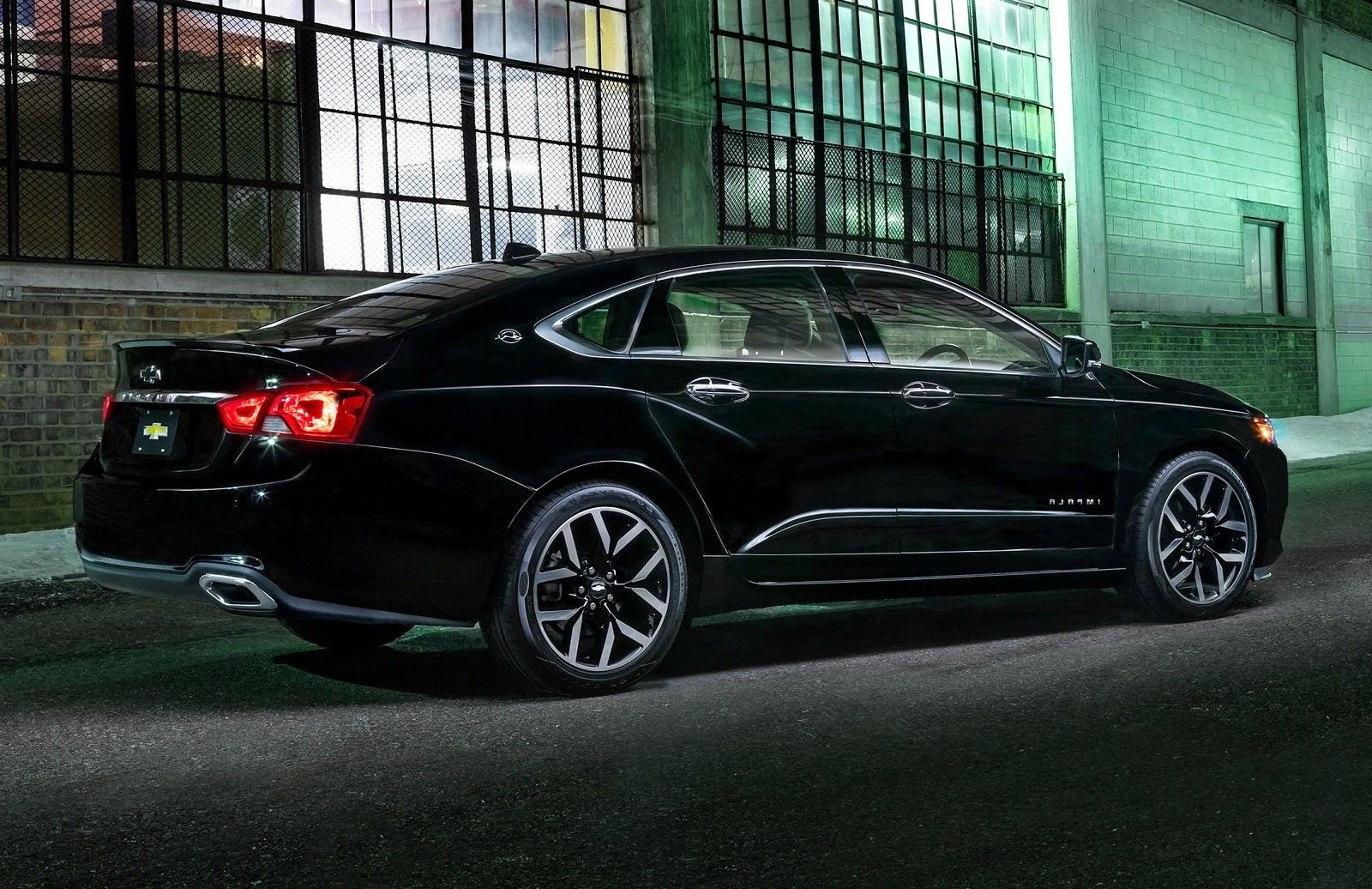 Chevrolet Impala S Dark Side Midnight Edition Car Reviews New