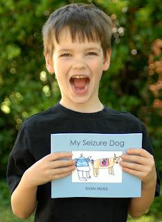 Evan Moss - My Seizure Dog