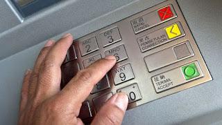 Tips Aman Memilih PIN ATM