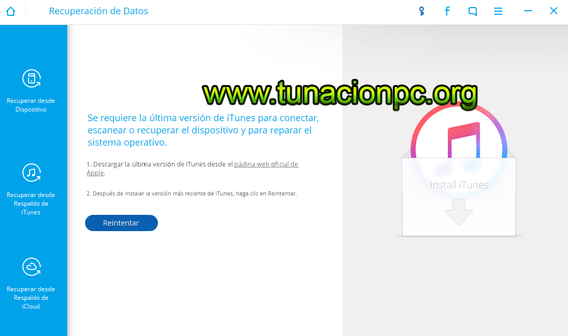 Wondershare Dr Fone Toolkit for iOS Full Español Multilenguaje