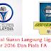 Jadual Siaran Langsung Liga Super 2016 Dan Piala FA
