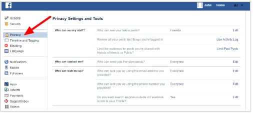 How To Make Your Facebook Private<br/>