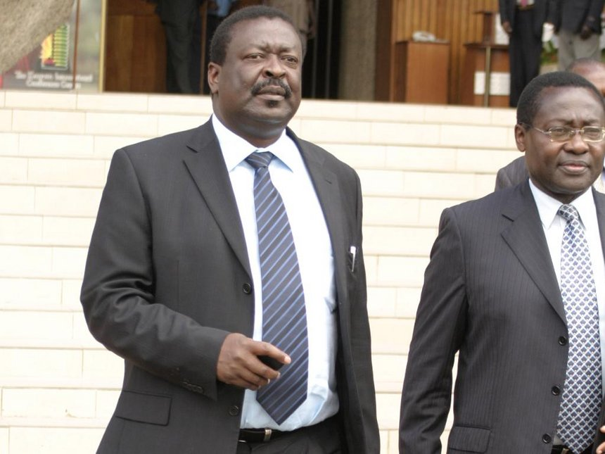 Miguna Miguna Attacks Mudavadi, Calls Him A Fat Toad