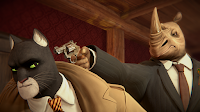 [Switch] BLACKSAD: Under the Skin se dévoile en images !
