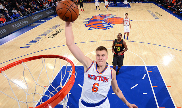 Jogos do New York Knicks
